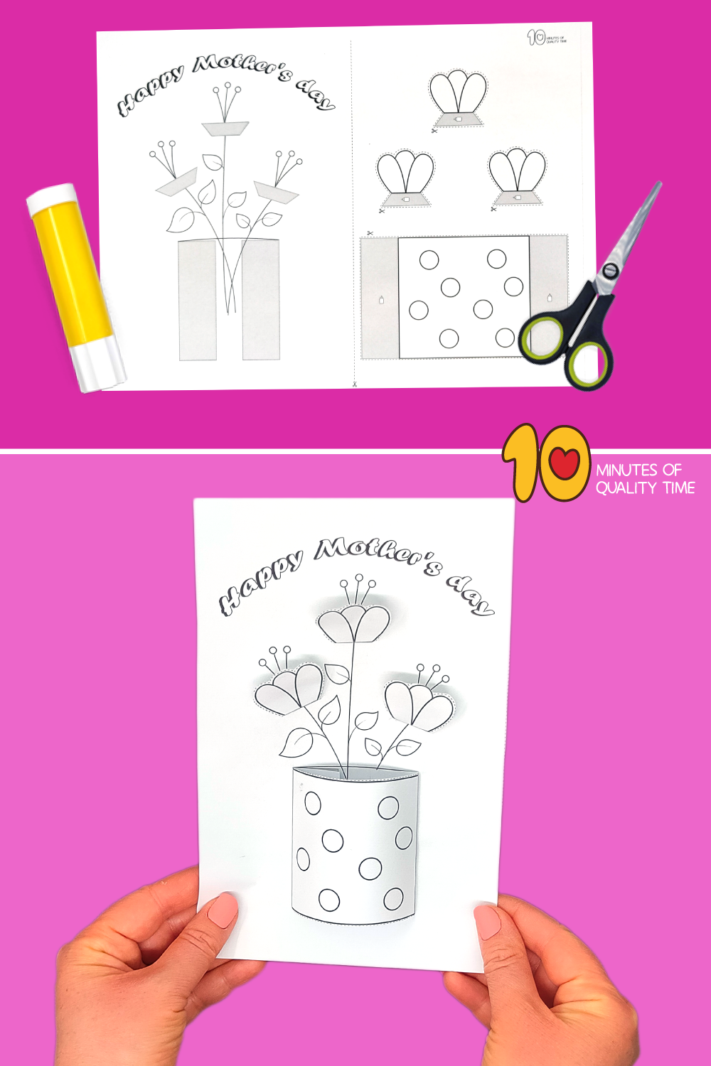 mother's day craft kits
