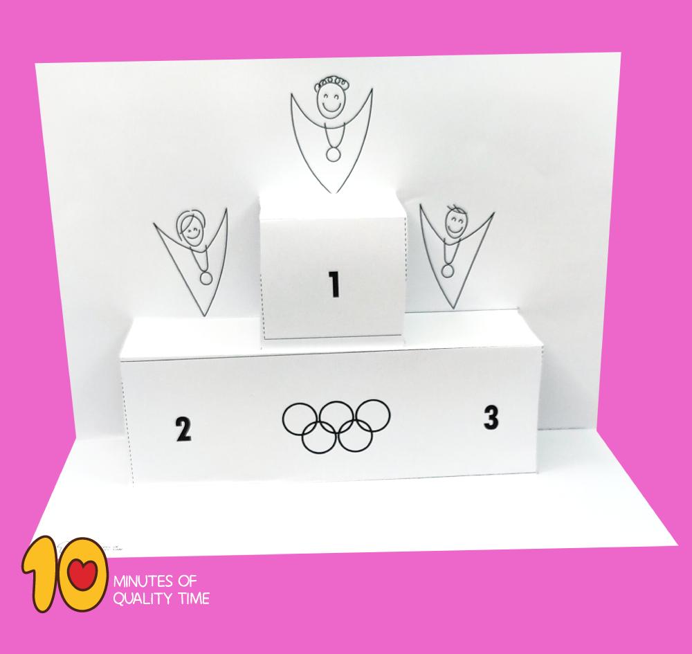 olympic preschool crafts