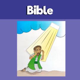 Saul Sees the Light - Paul's Conversion Craft