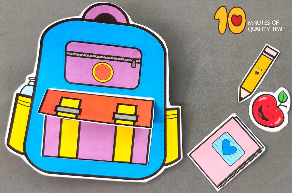 back to school craft kits