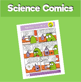 Science Comics - How Does Soap Work