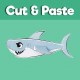 Shark Cut and Paste Craft