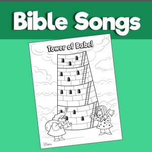 Tower of Babel - Bible Song for Kids